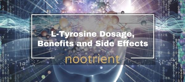 L-tyrosine dose